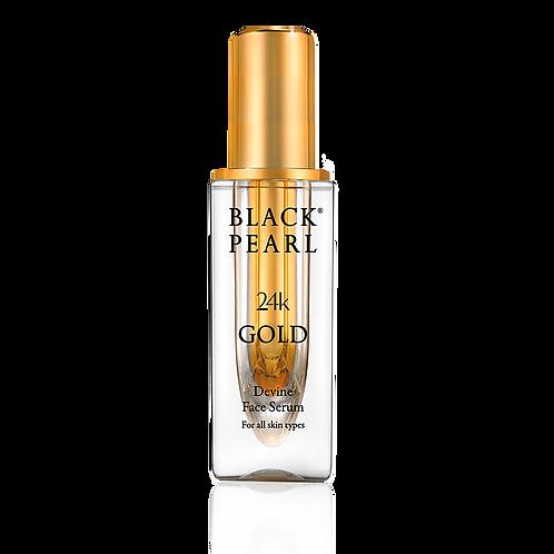 24K Gold Facial Serum 25ml