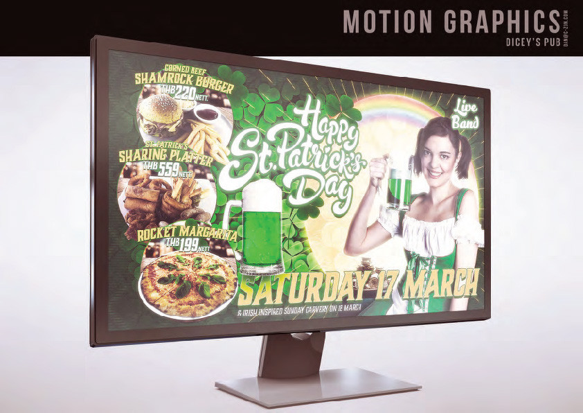 IN-HOUSE TV ADVERTISING