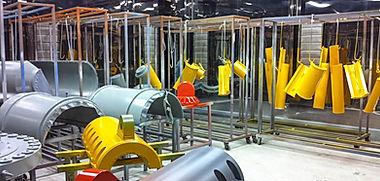 Dalen Industriservice AS IR-Tørke
