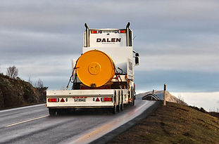 Dalen Industriservice AS Transport