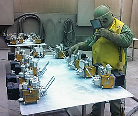 Dalen Industriservice AS Sandblåser