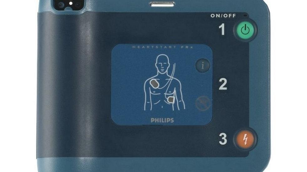PHILIPS FRx hjertestarter med bæreveske