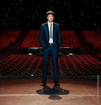 David Vandyck viert 10 jaar carrière live in Antwerpen