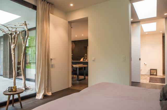 Venneboslaan 22, Bonheiden-26.jpegUiterst discrete en luxueuze nieuwbouwvilla te koop te Bonheiden