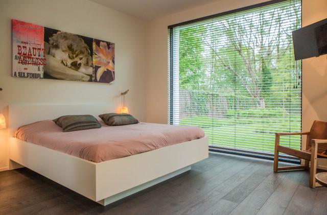 Venneboslaan 22, Bonheiden-25.jpegUiterst discrete en luxueuze nieuwbouwvilla te koop te Bonheiden