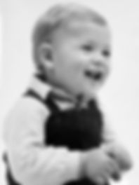 David Vandyck als kind