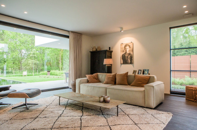 Venneboslaan 22, Bonheiden-15.jpegUiterst discrete en luxueuze nieuwbouwvilla te koop te Bonheiden