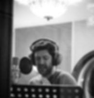 David Vandyck in Studio Gordon Groothedd