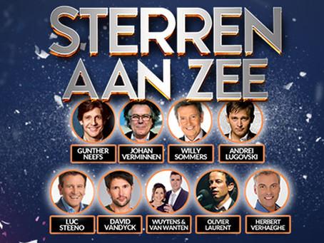 """ZESDE EDITIE """"STERREN AAN ZEE"""""""