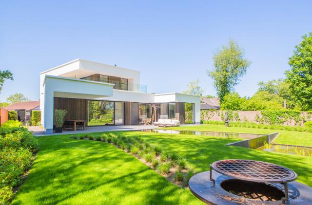 Venneboslaan 22, Bonheiden-54.jpegUiterst discrete en luxueuze nieuwbouwvilla te koop te Bonheiden