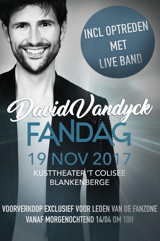 David Vandyck Fandag 2017