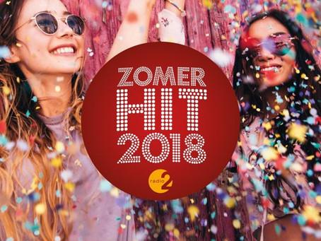 'IK LEEF VOOR JOU' OP 2CD 'ZOMERHIT 2018'