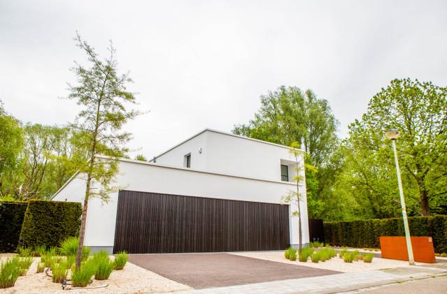 Uiterst discrete en luxueuze nieuwbouwvilla te koop te Bonheiden