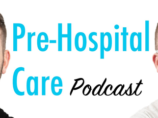 Pre-Hospital Care Podcast Episode 02: Club Drugs & Non-Legal Highs (Part 2)