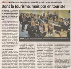 2016-02-04 - Dans le tourisme, mais pas en touriste - La Montagne