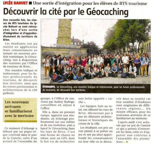 2013-10-16 - geocaching - La Montagne