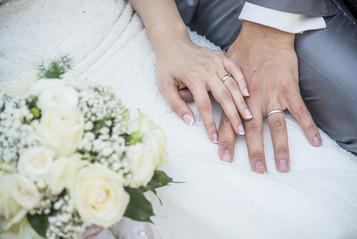 Mariés avec Chauffeur