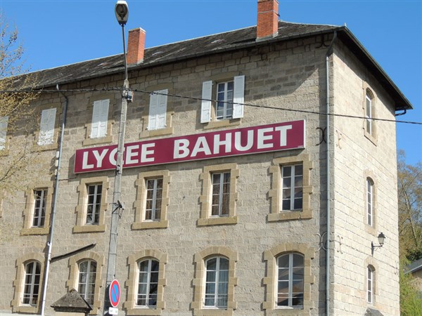 Lycée_Bahuet_-_Photo_1