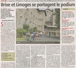 2015-03 - Brive et Limoges se partagent le podium - La Montagne