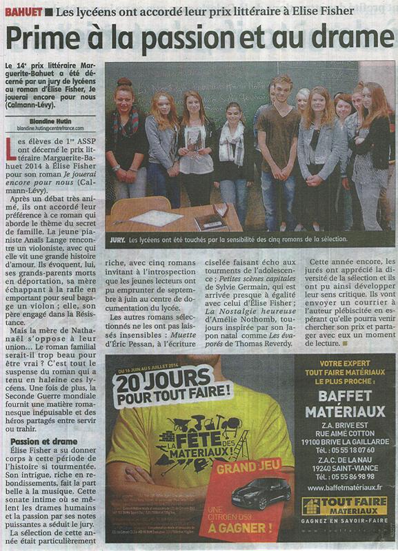2014-06-20_-_Les_lycéens_ont_accordé_leur_prix_littéraire_à_Elise_Fisher_La_Montagne