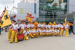 2019 Dragon Boat Festival group picture