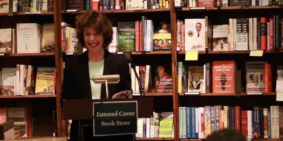Historic Bookstore hosts Elena Mannes