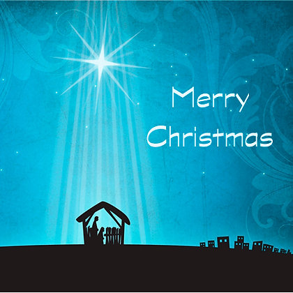 Nativity - Merry Christmas