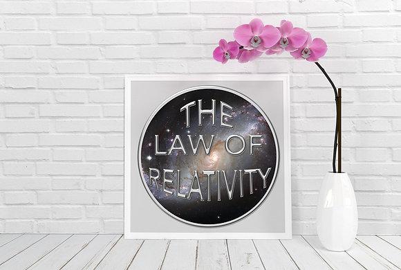 Universal Law of Relativity