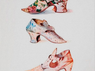 Artsy Monday-Buy the Shoes