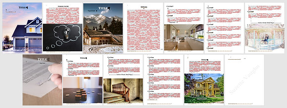 Word Document Real Estate Checklist