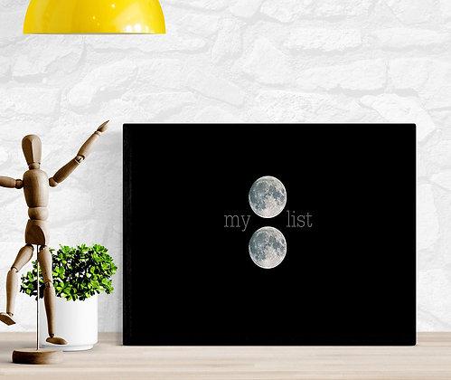 My List Moon Colon