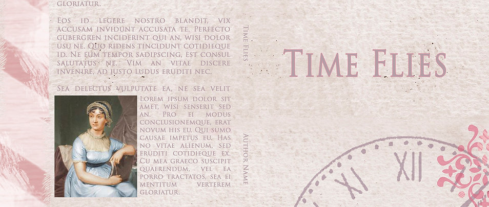 Time Flies Pink