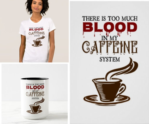 Blood in Caffeine System