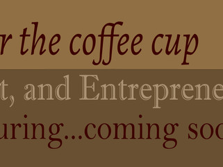Coming soon: Under the Coffee Cup