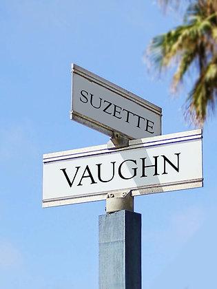 Street Names Photoshop File