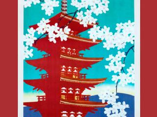 Travel Thursday-Snowing Petals