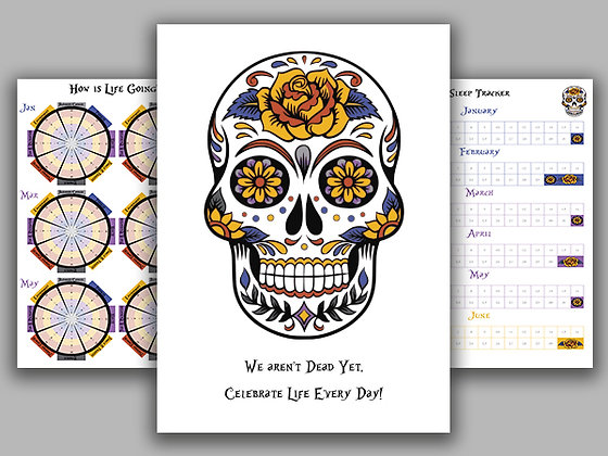 Sugar Skull Self Care PDF