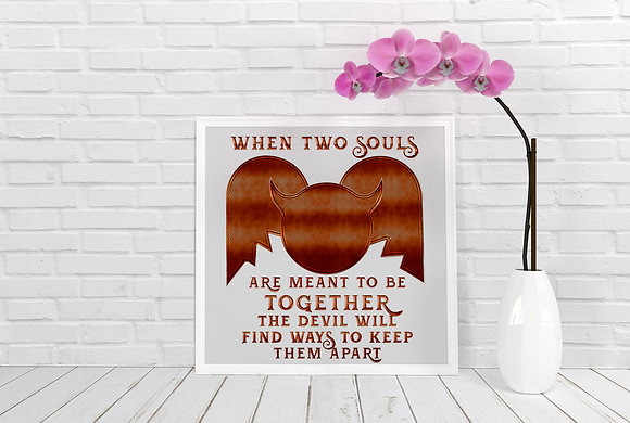 Two Souls Meant