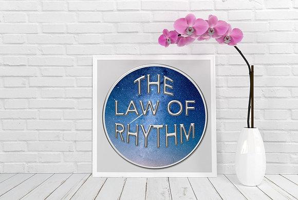 Universal Law of Rhythm