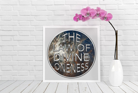 Universal Law of Divine Oneness