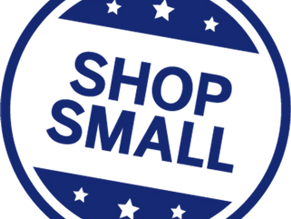 Small Business Saturday--Everyday!