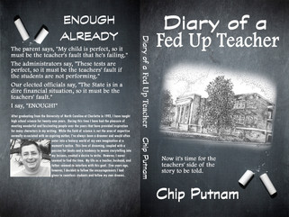 How it happened: Book Cover-Fed Up!