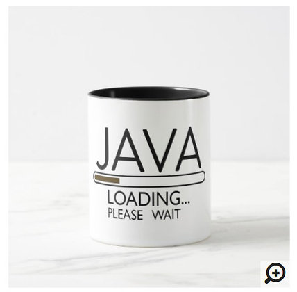 Java Loading... Please wait