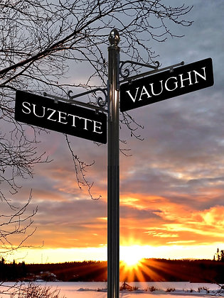 Street Sign Photoshop