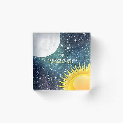Moon Sun Stars
