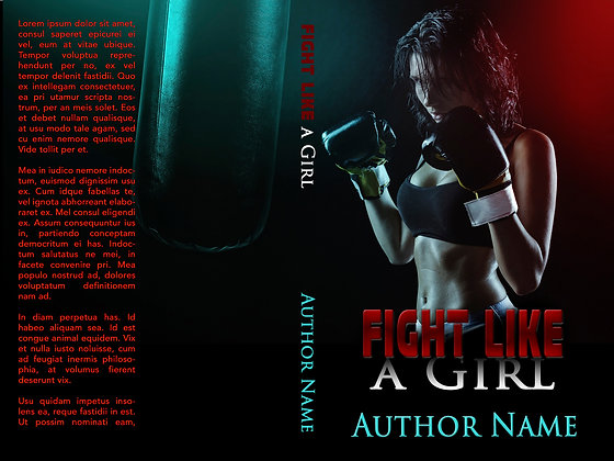 Fight Like a Girl Set (2 Covers)