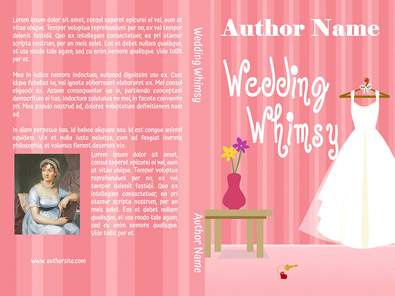 Wedding Whimsy Set (2 Covers)
