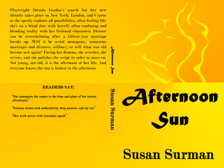 How it happened: Book Cover-Susan Surman