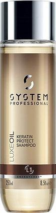 System Professional Fibra Luxeoil Keratin Protect Shampoo 250ml
