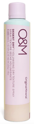 O&M Desert Dry Volumising Dry Texture Spray 300ml